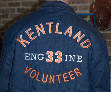 One of several of our Kentland Embroidered Backs.