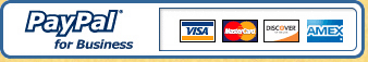 When using Discover Card or American Express it must go through our PayPal account.