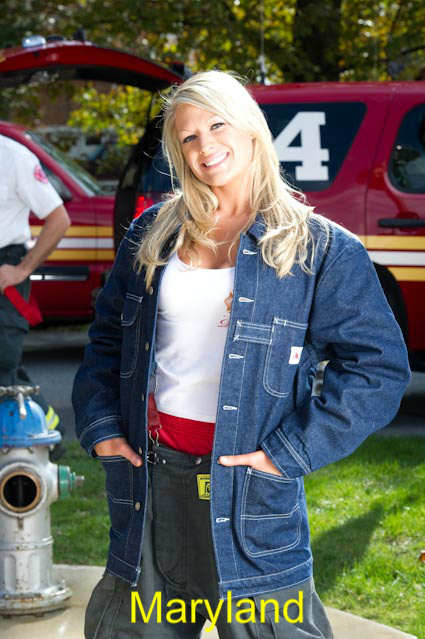 c874445bf6 Denim Firefighter Job Jackets, Childrens Denim Overalls, Official ...