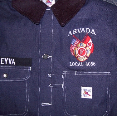 Arvada Fire Department Local 4056